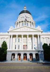 California cannabis business owners are now required to establish a surety bond.