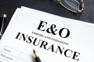 Do you need Errors and Omissions Insurance?